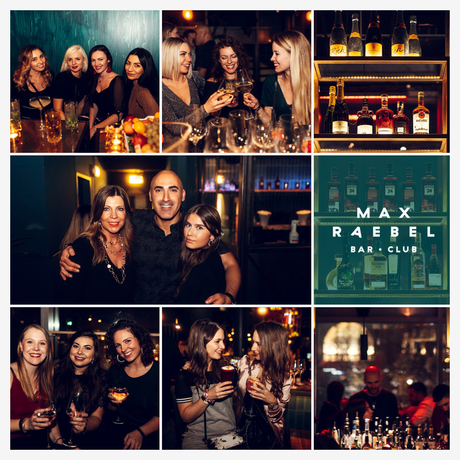 The Models Party 2019 Max Raebel
