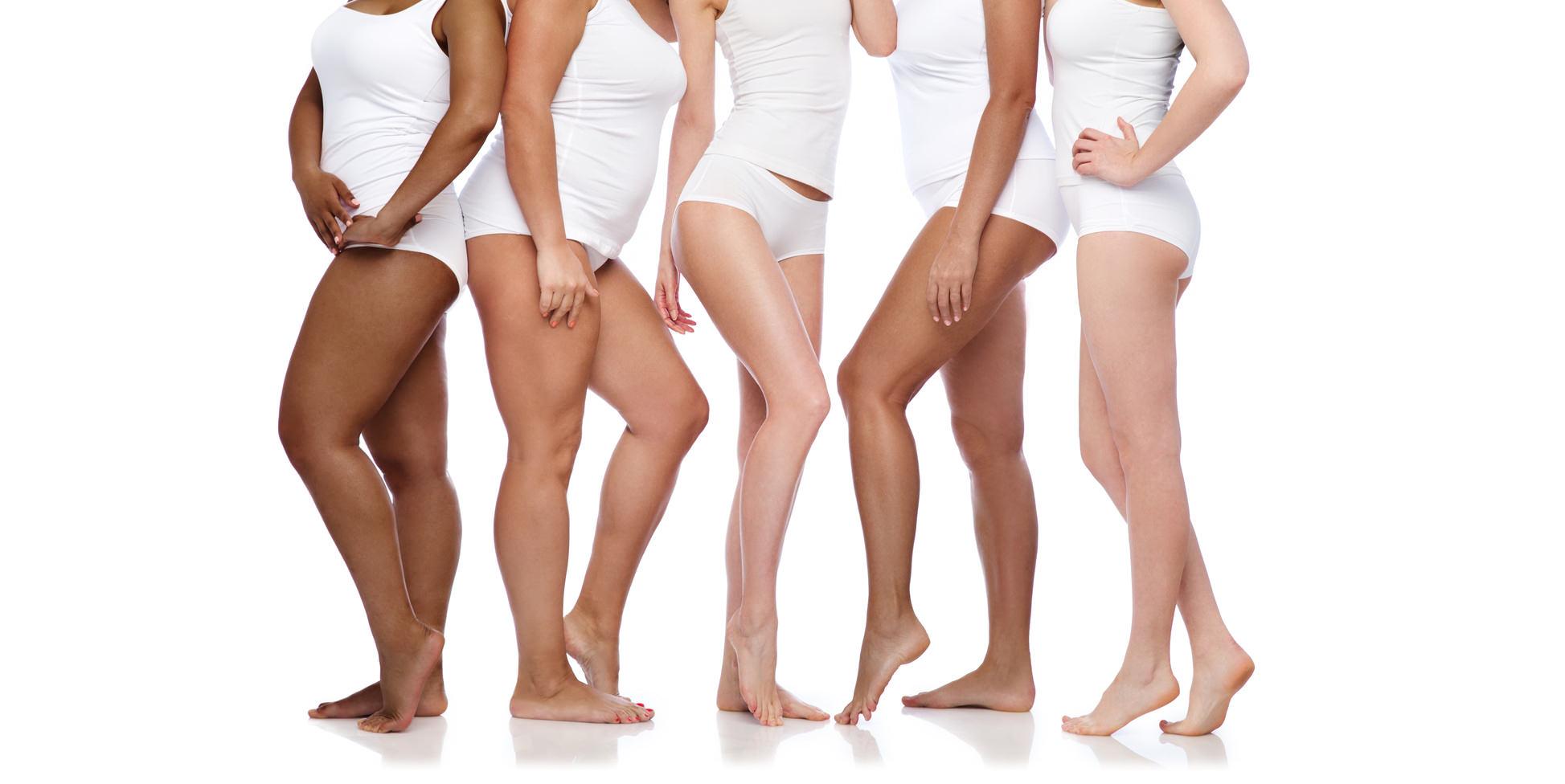 Models Unterkörper