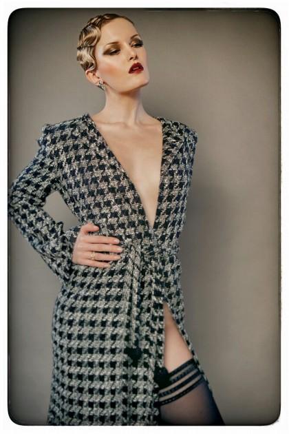 Model Melanie D.