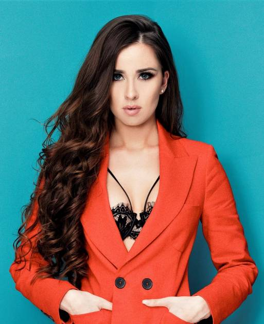 Model Olivia W.
