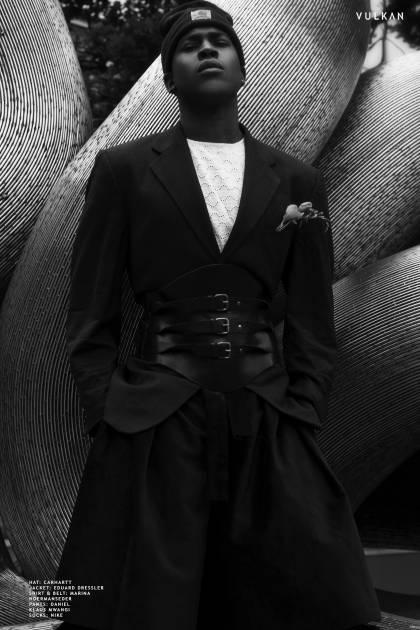 Model Benjamin G.