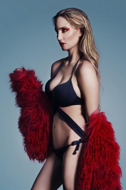 Model Sabrina-Patricia K.