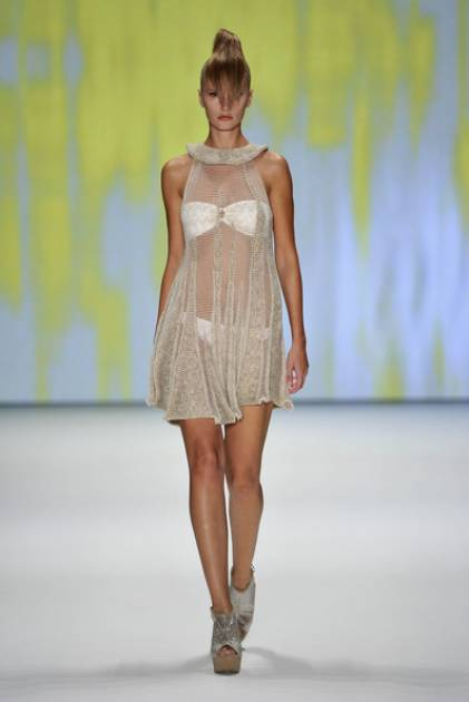 Model Franziska S.
