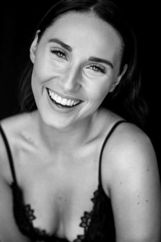 Model Karolina B.