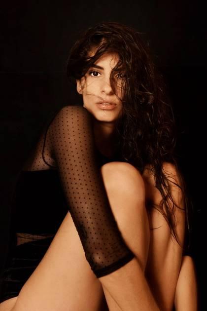 Model Sakina A.