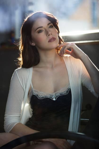 Model Rebecca K.