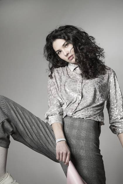 Model Ailine D.