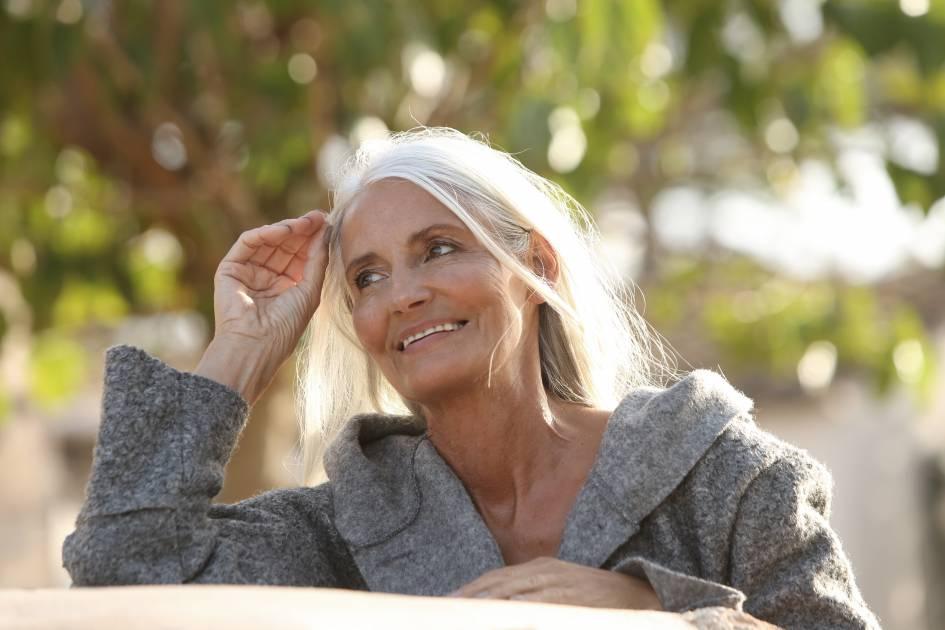 Model Barbara R.