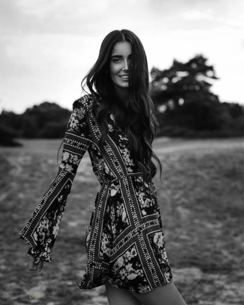 Model Laura W.