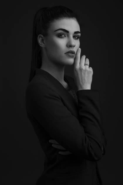 Model Vanessa B.