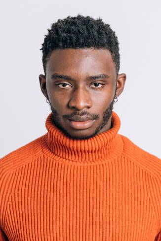 Model Wilfried T.