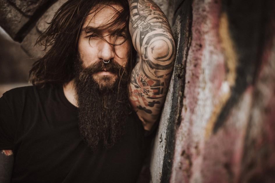 Model Patrick B.