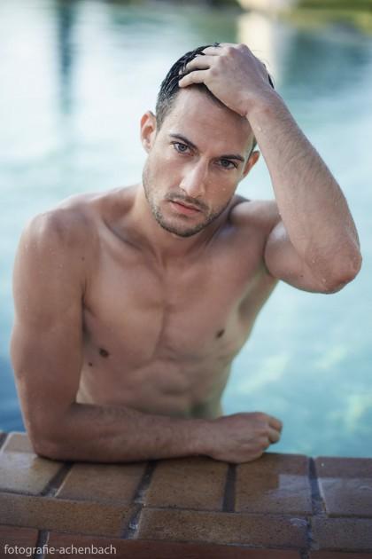 Model Marcus H.