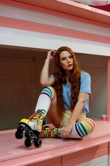 Model Sandra F.