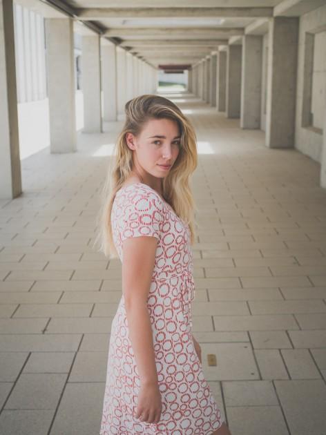 Model Madeleine B.