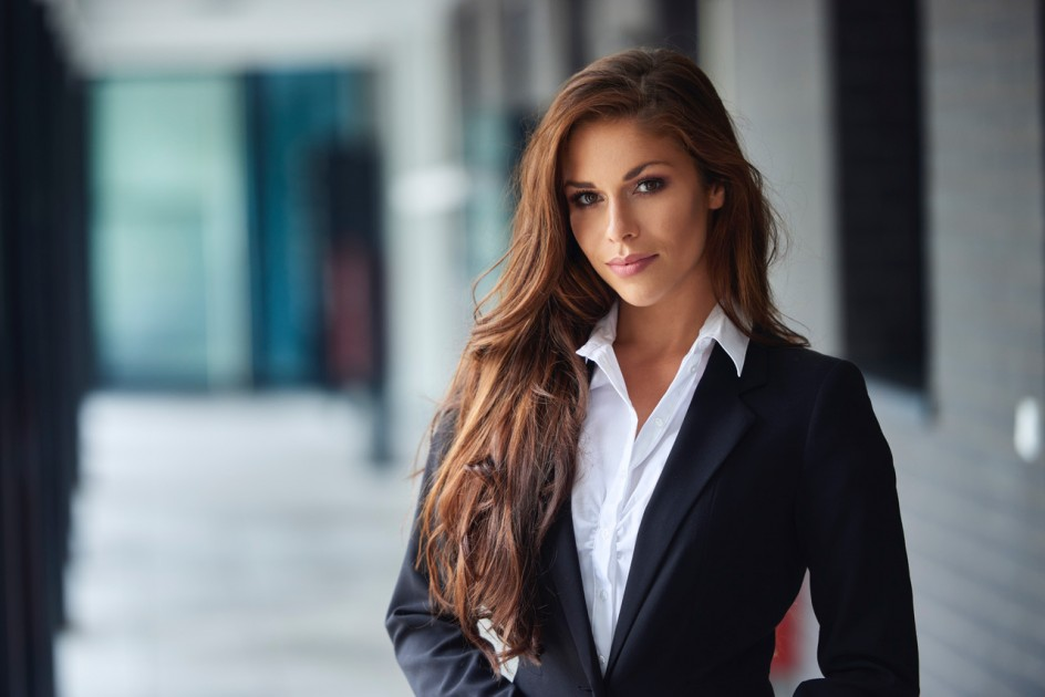 Model Sarah-Lorraine R.
