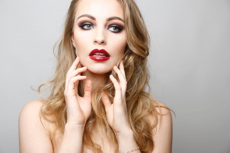 Model Cecilie v.