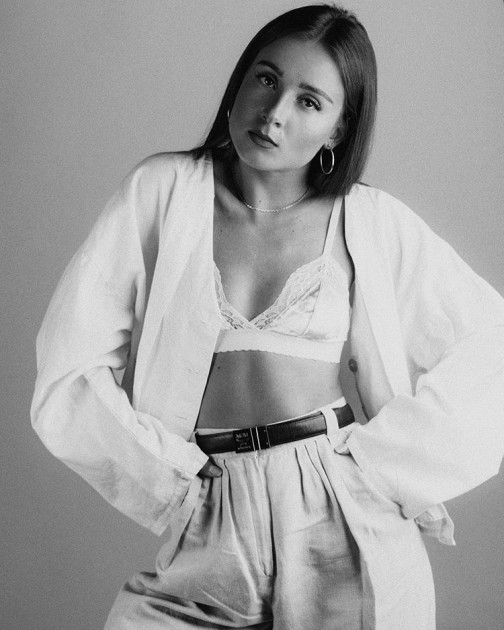 Model Alicia C.