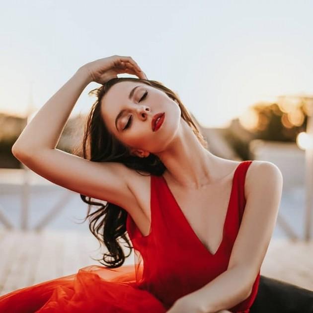 Model Mariya S.