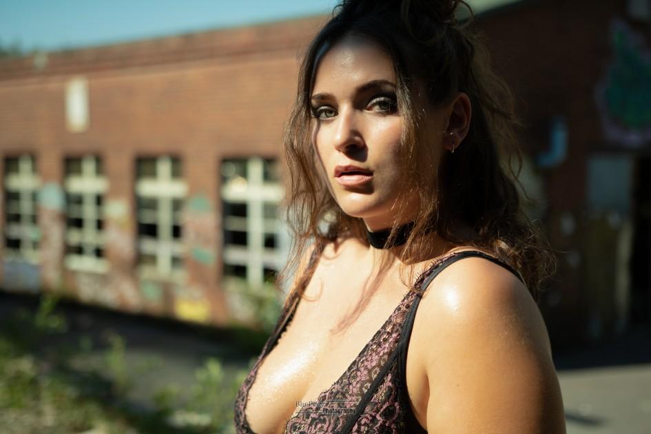 Model Lisa-Marie B.