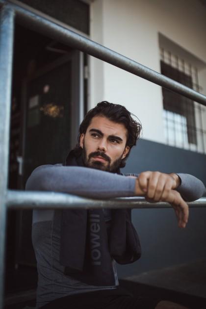 Model Dustin J.
