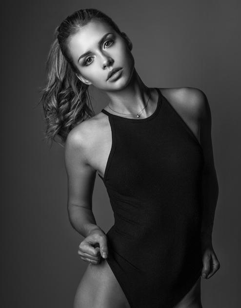 Model Maria Luisa M.