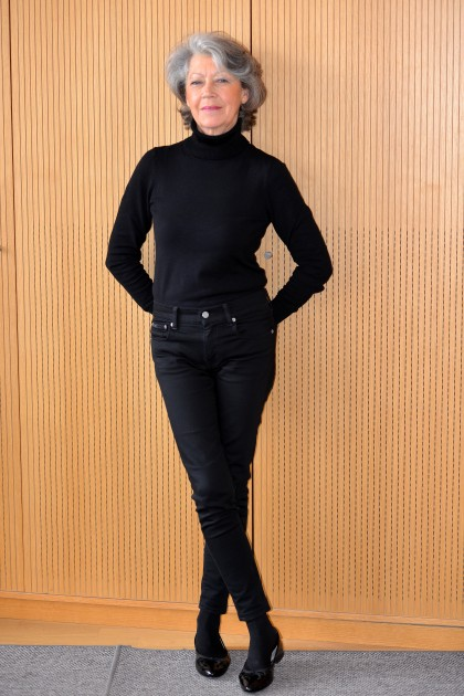 Model Anne-Marie B.