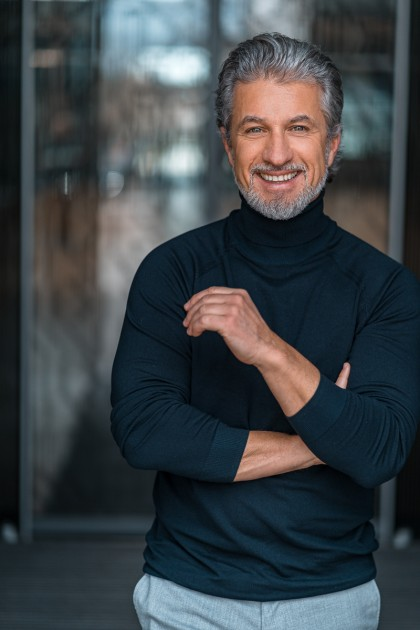 Model Dario K.