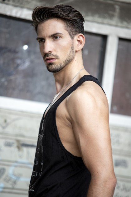 Model Sascha W.