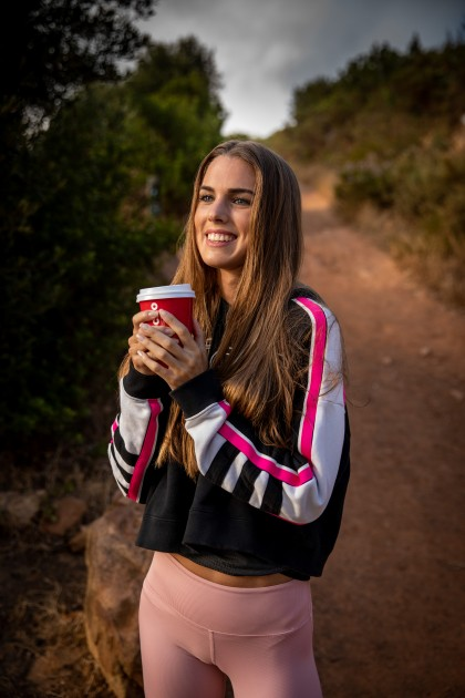 Model Hannah Samira S.