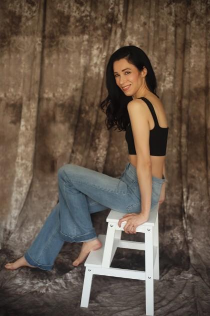 Model Amy C.