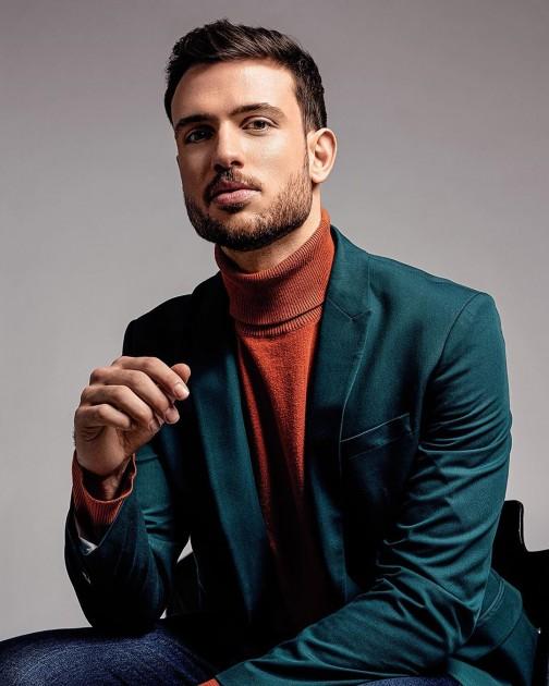 Model Alessandro S.