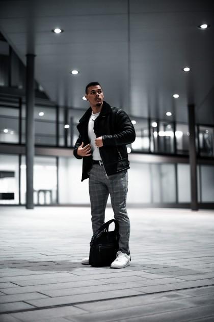 Model Christian Q.