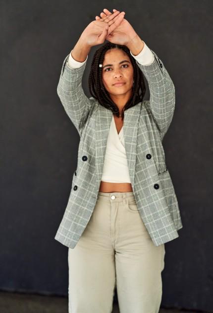 Model Lisa K.