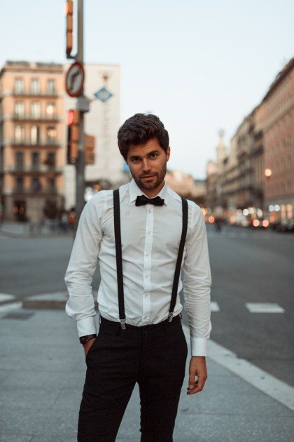 Model Kevin W.