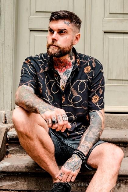 Model Andreas B.