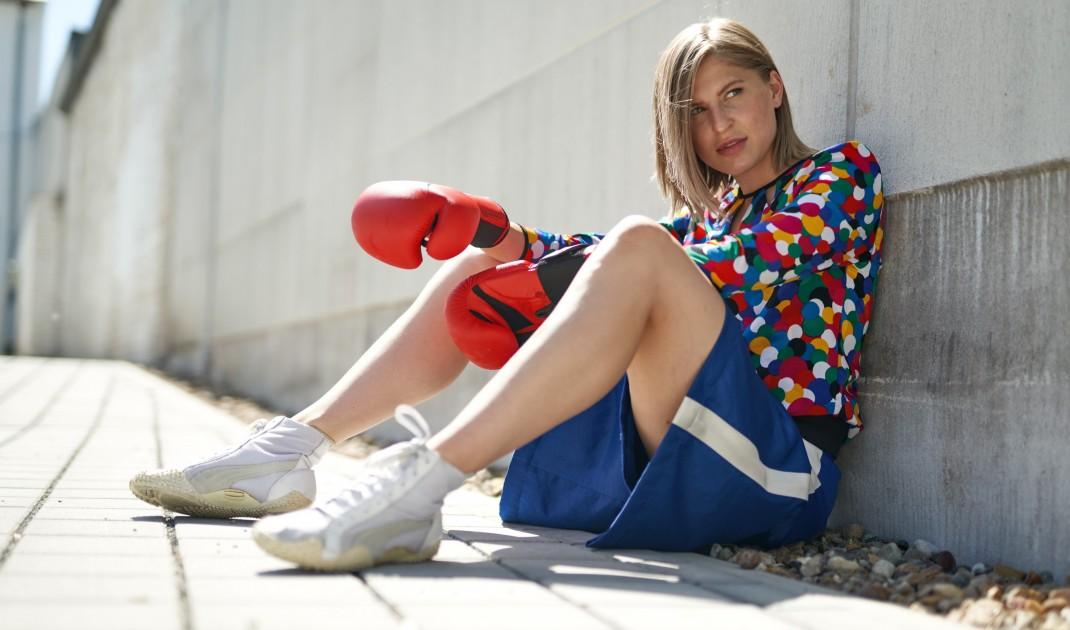 Model Sabina G.
