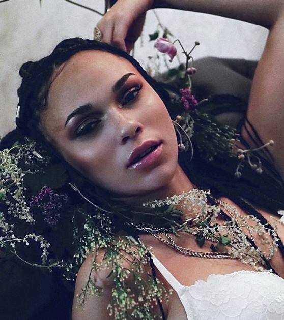 Model Valerie K.