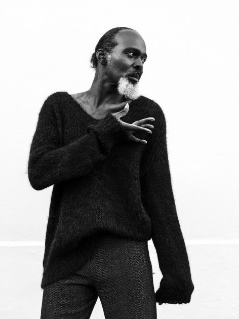 Model Antony F.