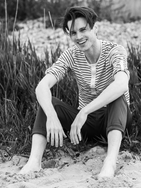 Model Sascha R.