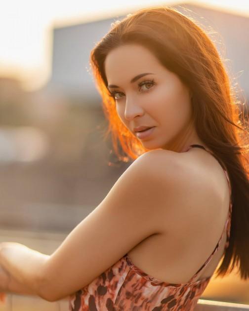 Model Sonja P.