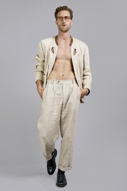 Model Simon W.