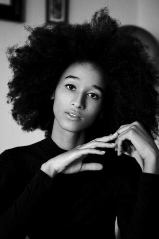 Model Jasmin I.