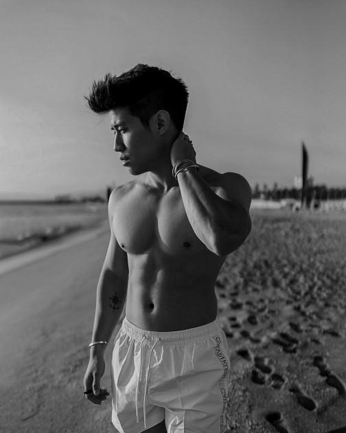 Model Andy C.