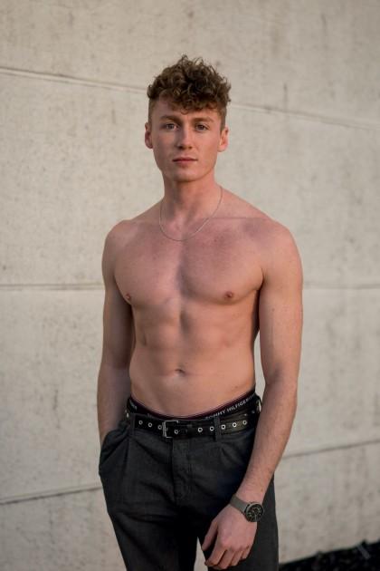 Model Jan P.