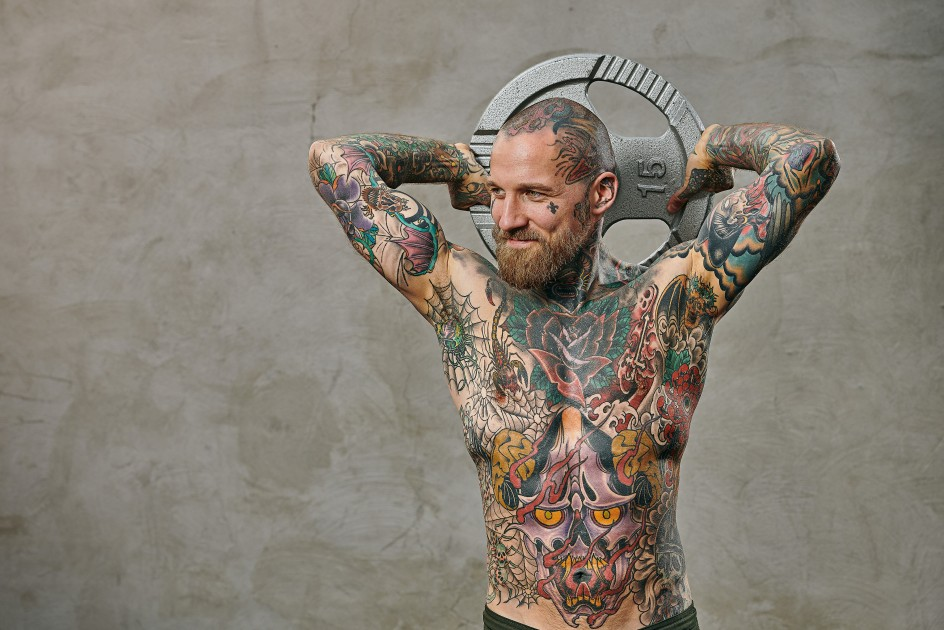 Model Tim H.