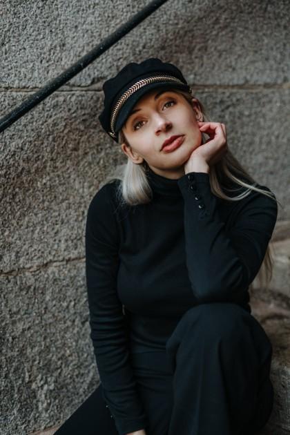 Model Evelyn D.