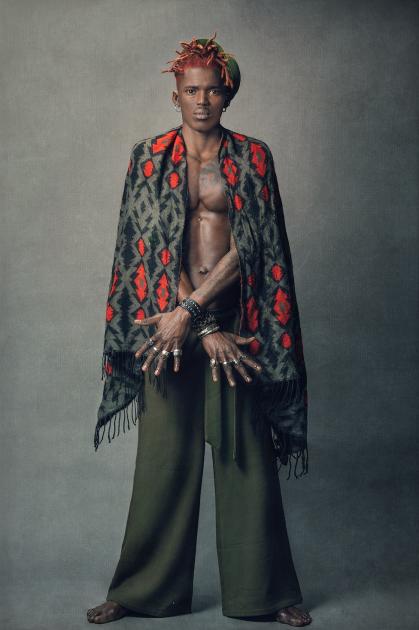 Model Cheikh D.