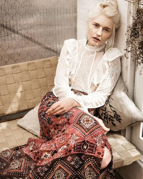 Model Alina K.