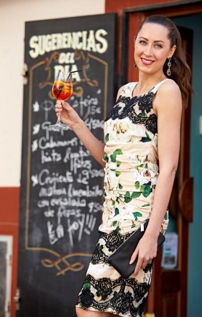Model Janine G.